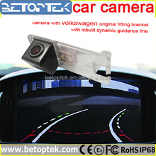 PC3089 CCD chip VW reversing Camera with moving parking lines