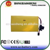 Rechargeable 48v 30ah Lithium Ion Battery Pack 18650 13s12p Electric Motorcycle Battery Pack 48 Volt