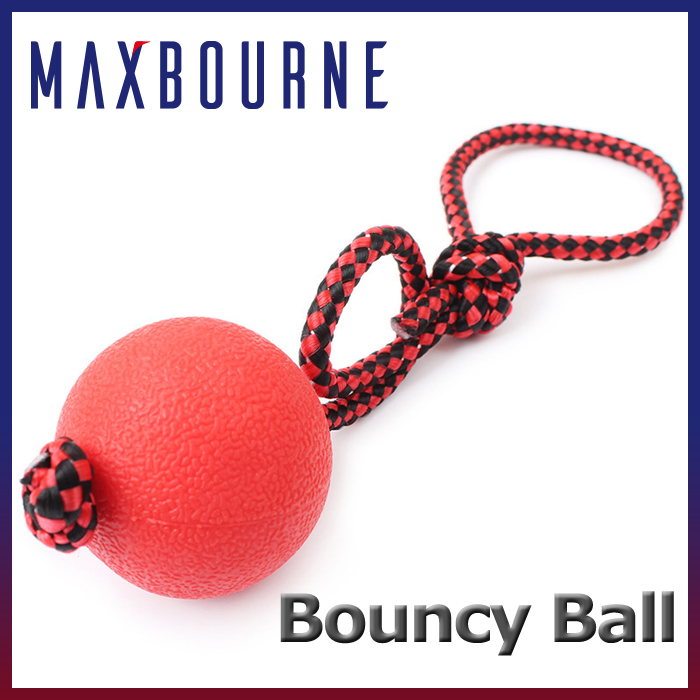 Promotional Sports Toys Hand Throw Ball Rubber Tether Ball Rubber Balls with String