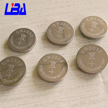 Lithium Button Cell Battery Primary Coin Cell CR2032 3V
