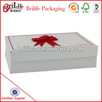 High Quality wedding dress gift boxes Wholesale In Shanghai