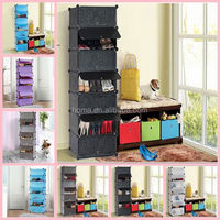 YIWU HOMA Modern Simple design cabinet parts shoe rack