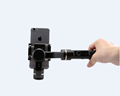 FeiyuTech SPG gimbal with black color 3-axis Manual Focus, Fexible Distance for Apple 7/6/5 Samsung GoPr o Black Friday