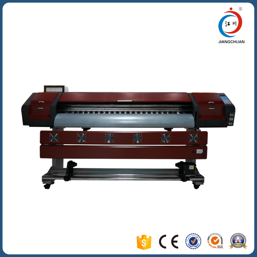 New Condition Graphic Inkjet Printer Large Format Dye Sublimation Printer With Epson Double Head