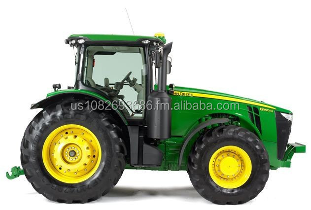 John deere tractors from the USA
