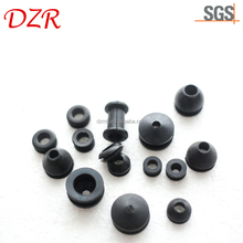Top sale urethane custom made rubber and pu plug grommet
