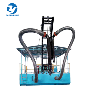 cheap price mini sand barge and small sand dreger