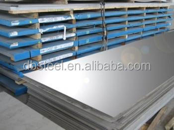 high quality 310 stainless steel mill test certificate sheet