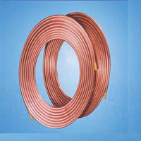 Copper pancake coil pipe for Air conditioner /Refrigerant