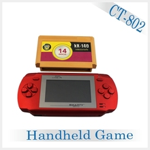 8 bit 2.7 inch TFT LCD handheld electronic game player, pocket games