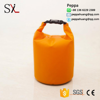 High Quality Colorful PVC Swimwear Ziplock Bag