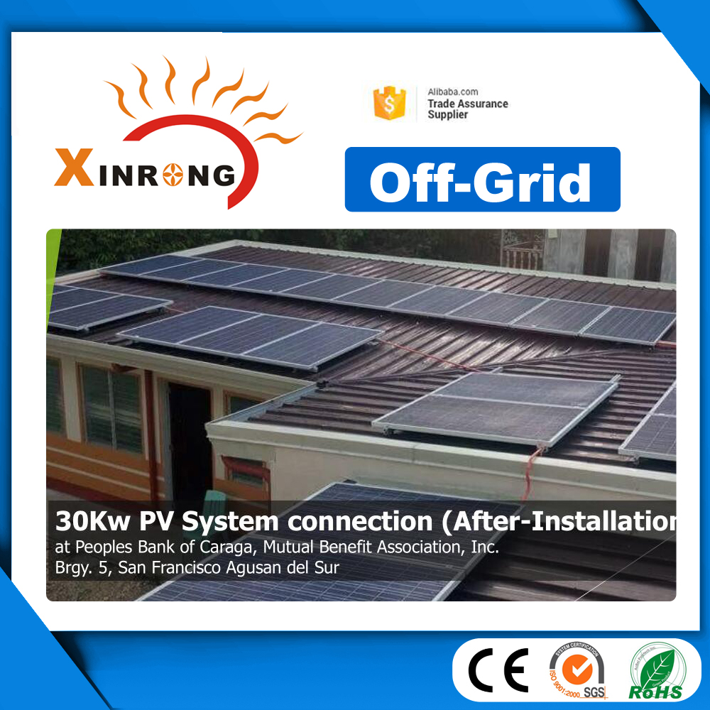 1kw 2kw 3kw High Performance Customize PV Solar Panel Energy System Off-grid for Home Residential