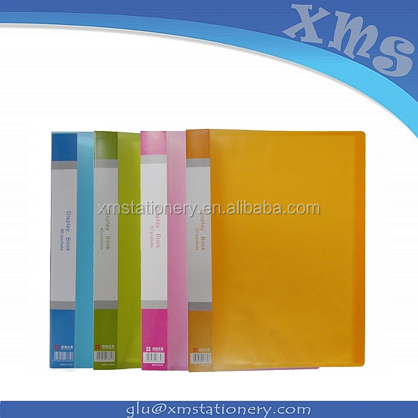 a4 display book 40 pocket a4 clear pockets display book a4 display book