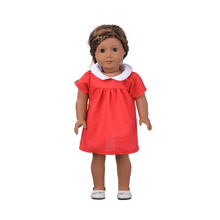 MISU Factory Price Sale Doll Clothes 18 Inch American Girl Wholesale Doll Clothes