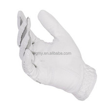 golf gloves wholesale male sheepskin slip-resistant white gloves golf gloves men leather custom