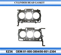 Cylinder head gasket for EZ36 01 - 000 - 3804 top gasket