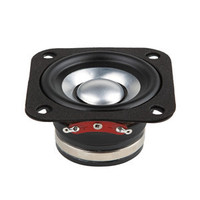 2'' wideband speaker unit speaker driver for portable wireless bluetooth