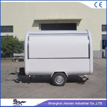 JX-FR280B shanghai 2017 New arrival semi-trailer food truck/mobile trailer food/concession food trailer