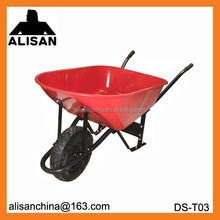 building motorized wheel barrow