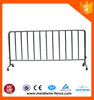 2016 alibab Galvanized Steel Pedestrian Barrier