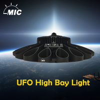 100w 120w 150w 180w 200w 250w highbay lamp 200 watt ufo led high bay light