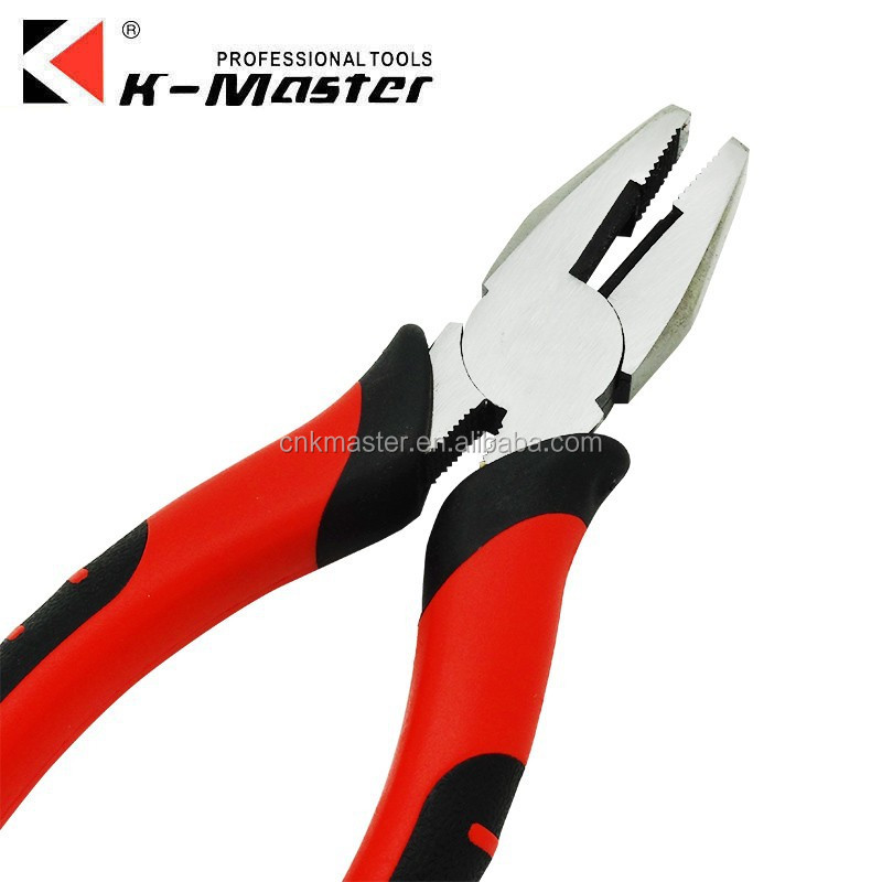 K-Master American type tool carbon steel combination plier
