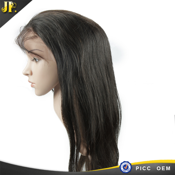 Wholesale price brazilian human virgin remy lace front wigs in atlanta