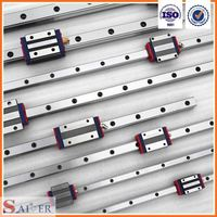 Buy Direct From China Manufacturer Precise Circular Linear Motion Guide Rail 3000Mm