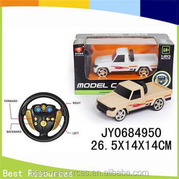 Newest car toy 1:120 Steering wheel rc car toys racing games for boys