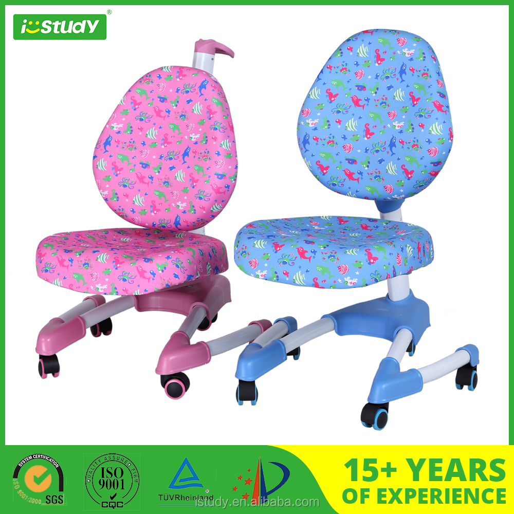 baby study table and chair ergonomic height adjustable HY-Y03 kids study chair