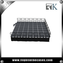 RK professional swing portable stage for show equipment