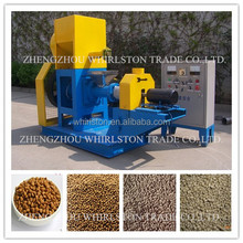 new arrival dry type floating fish feed pellet making machine in bangladesh