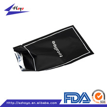 Customized Printed Fishing Bait Ziplock Packaging Bag Tackle Aluminizing Fishing Tackle Pouch Plastic Bag With Zip Lock