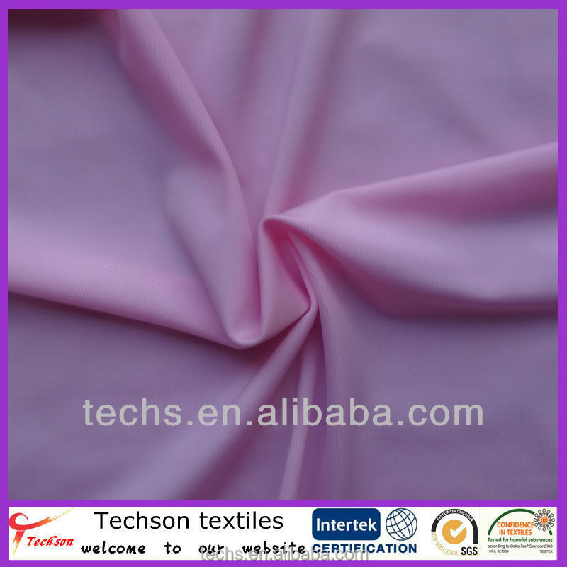 Semi-dull 4 way stretch polyester spandex fabric,85 polyester 15 spandex fabric for sublimation