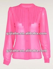 2012 fashion women blouse
