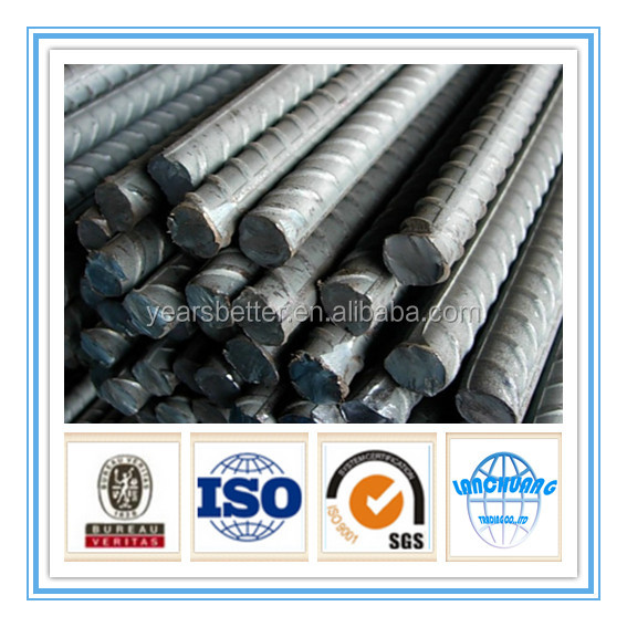 Tangshan deformed bar/turkish steel rebar/6mm wire rod coil