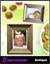French Design Photo Picture Frame With Glass