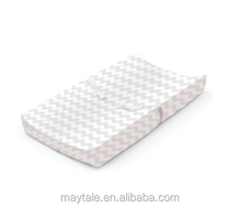 Baby Fitted Crib Sheet and Changing Pad Cover