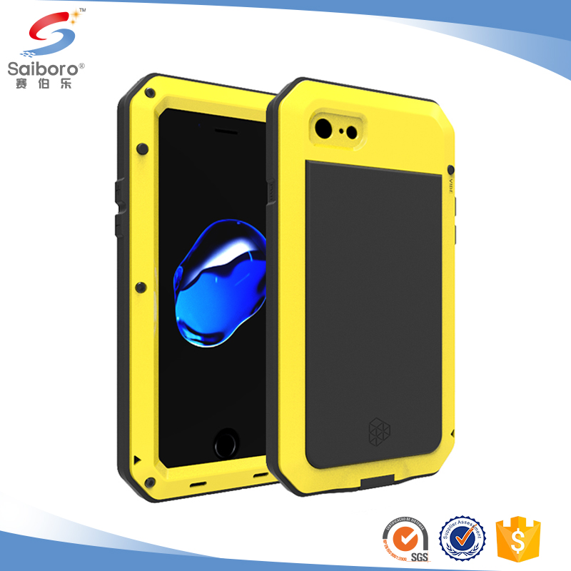 High Quality Waterproof Shockproof Cell Phone Cover Case For Iphone7 Plus