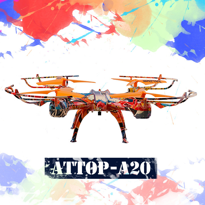 YD-A20 high quality new model remote control china radio control drones toys for selling