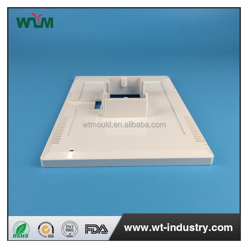 tft lcd monitor stand hasco mold component