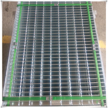 Hinged Grate and Frame
