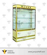 Graceful glass display case