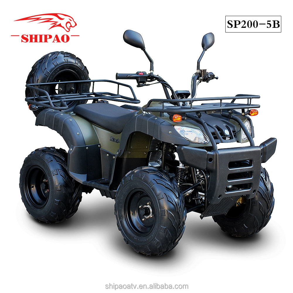 SP200-5 Chongqing high quality 200cc ATV