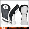 Custom Made Hot Sale Leather Golf Driver Head Covers