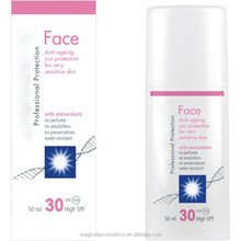 High 30SPF Anti-ageing Face Sunscreen