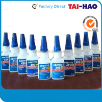 General purpose cyanoacrylate adhesive for loctite instant glue 401
