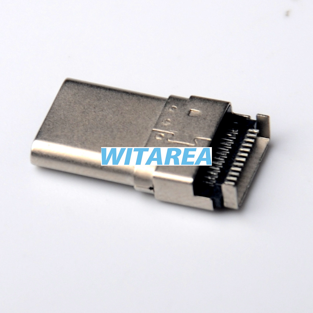 for LCD & TV panels 10Gbps SMT usb c male connecter