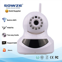 new innovative products hd 720p security pan tilt p2p onvif 2.4ghz wireless baby monitor