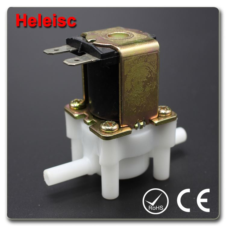 Water dispenser solenoid valve electric water valve 1/2 inch water solenoid valve green power solar